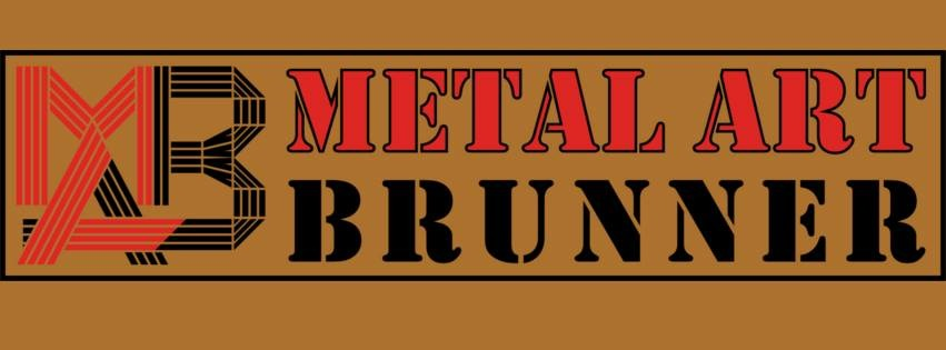 Logo Metal Art Brunner
